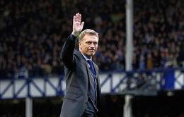 Những dấu mốc buồn của Moyes ở Old Trafford