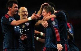 """Thống kê thú vị trước trận Bayern – Real: Lịch sử nghiêng về """"hùm xám"""""""