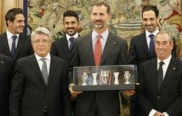 Hoàng gia Tây Ban Nha khích lệ cả Real và Atletico