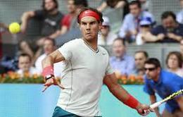 Nadal dễ dàng vào vòng 3 Madrid Masters