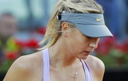 """Rome Masters: Masha chính thức """"bật bãi"""" sau màn tái đấu Ivanovic"""