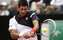 Rome Masters: Nole vào chung kết sau 3 giờ quần thảo với Raonic
