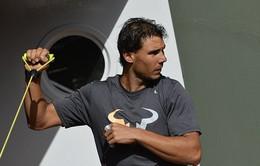 Các sao lớn tích cực tập luyện trước thềm Roland Garros 2014