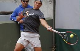 Nadal bất mãn với Ban tổ chức Roland Garros
