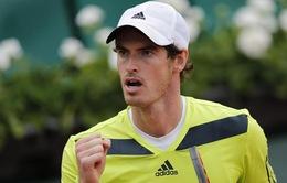 Roland Garros: Murray vào vòng 3 và chuẩn bị công bố tên HLV mới