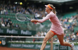 Roland Garros: Vất vả hạ sao trẻ Muguruza, Masha góp mặt ở bán kết
