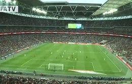 SVĐ Wembley gồng mình đón lượng fan gấp đôi sức chứa
