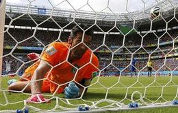 Italy thua sốc Costa Rica, HLV Prandelli đã phạm sai lầm chiến thuật