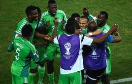 """World Cup, bảng F: """"Bầy đại bàng xanh"""" ăn mừng chiến thắng trước Bosnia"""