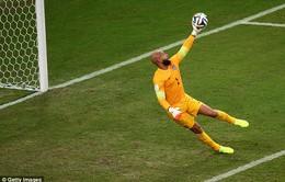 """Bảng G World Cup: Thủ thành Mỹ Tim Howard """"xem thường"""" Bồ Đào Nha"""