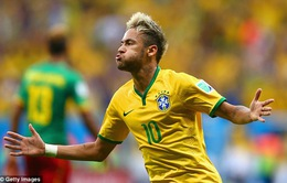 Neymar: Thắng Cameroon là trận hay nhất từ đầu giải