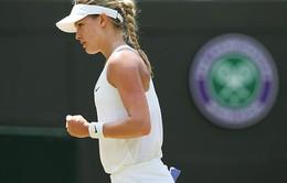 Bouchard đủ kiên nhẫn để chờ đợi danh hiệu Wimbledon đầu tiên