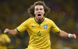 David Luiz: Tôi chờ cả đời để có bàn thắng đẹp như thế!