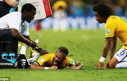 Fan Brazil lo sốt vó khi Neymar và Thiago Silva vắng mặt ở bán kết