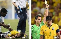 Mourinho: Mất Neymar không sao, mất Silva là cả vấn đề!