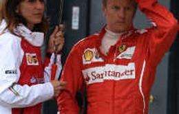 Kimi Raikkonen thoát nạn sau vụ đâm xe F1 nghiêm trọng