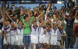 Vô địch World Cup 2014, Đức xô đổ hàng loạt kỉ lục