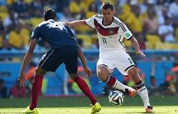 Chưa đá, Đức đã thắng Argentina 8-3 ở World Cup 2014