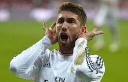 Sergio Ramos – hậu vệ hay nhất mùa giải 2013/14?