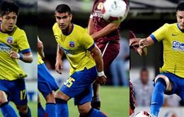 Florentin Huy Tiến ít cơ hội chơi ở Champions League mùa này