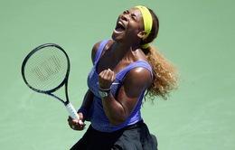 Serena lần thứ hai vào chung kết Cincinnati
