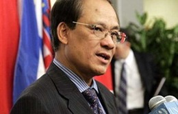 Philippines hoan nghênh tân Tổng thư ký ASEAN Lê Lương Minh