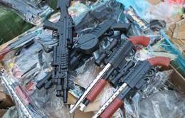 Mexico tiêu hủy hàng nghìn súng đồ chơi