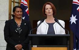 Châu Á - Trọng tâm an ninh mới của Australia