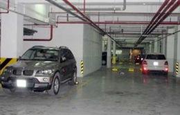 Golden Westlake được thu phí ô tô 2,5 triệu đồng/tháng