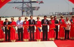 Khánh thành Cảng quốc tế Cái Mép - Thị Vải