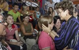 Brazil: Quốc tang tưởng niệm nạn nhân vụ cháy hộp đêm
