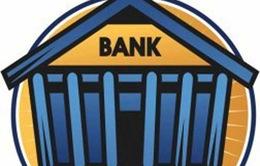 Tổ chức tín dụng yếu kém không được mở rộng mạng lưới