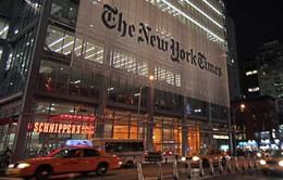 New York Times và Wall Streets Journal bị tin tặc Trung Quốc tấn công?