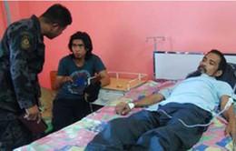 Hai con tin Philippines được trả tự do