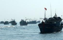 Phú Yên: Lật thuyền đánh cá, một người mất tích