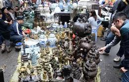 Hà Nội: Nhộn nhịp phiên chợ duy nhất trong năm