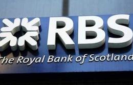 Thao túng lãi suất, RBS bị phạt 610 triệu USD