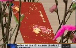 Tết ở gia đình một cô dâu Việt tại Singapore
