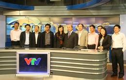 Phó Thủ tướng Nguyễn Xuân Phúc chúc Tết Đài THVN