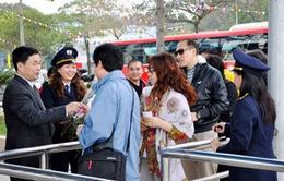 Vịnh Hạ Long đón trên 3.000 du khách