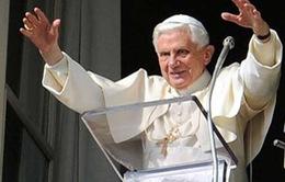 Giáo hoàng Benedict XVI tuyên bố từ nhiệm