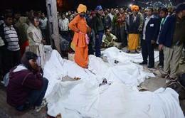 Ấn Độ: 36 người thiệt mạng trong Lễ hội sông Hằng