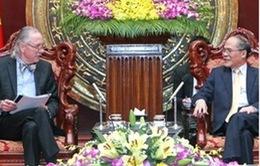 """""""Việt Nam sẽ nỗ lực tổ chức Đại hội đồng IPU 2015"""""""