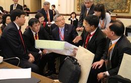 Giao thông vận tải Việt-Lào-Thái bắt tay hợp tác