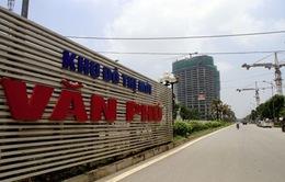 """Hà Nội ra """"Tối hậu thư"""" cho 10 khu đô thị mới"""