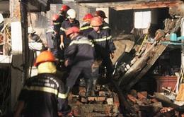 Kết luận ban đầu về vụ nổ ở quận 3 của Công an TP.HCM