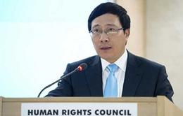 Việt Nam ứng cử Hội đồng Nhân quyền LHQ
