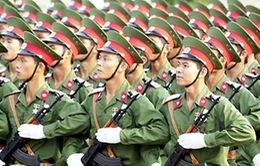 """""""Phi chính trị hóa quân đội"""" là luận điệu phản động"""
