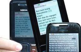 Thủ đoạn phát tán tin nhắn rác ngày càng tinh vi