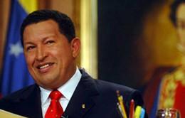 Điện chia buồn về việc Tổng thống Venezuela Hugo Chavez qua đời